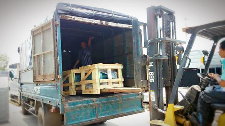 Cho thuê xe tải chở hàng TPHCM đi Cần thơ