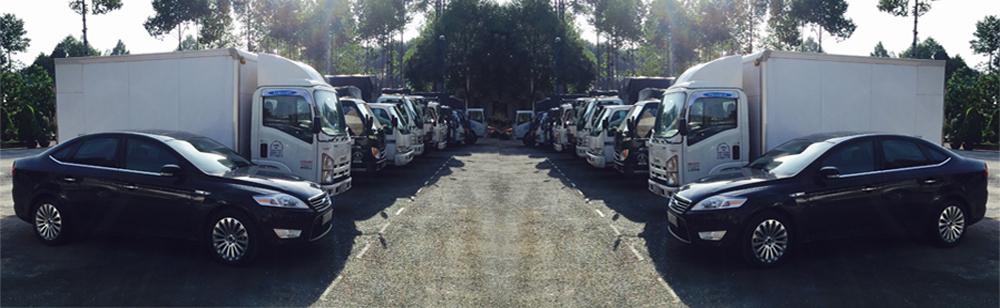 Dịch vụ taxi tải chở hàng giá rẻ TPHCM