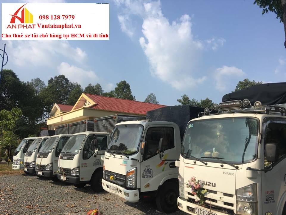 Công Ty Vận Tải Hàng Hóa Quận Tân Bình